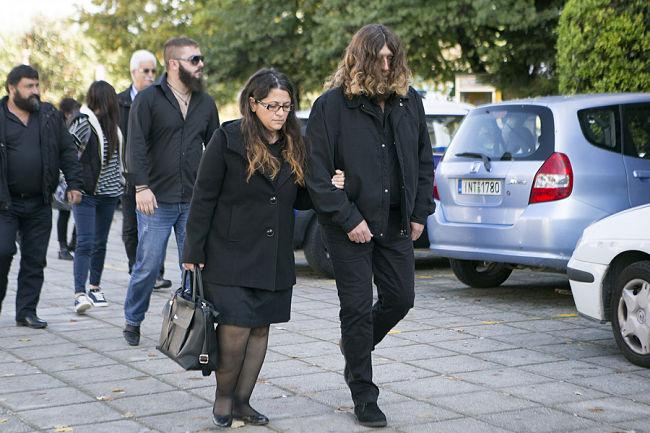 Διακόπηκε για αυριο η δίκη για τον Βαγγέλη Γιακουμάκη