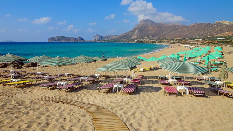 Κρήτη: Tι αλλάζει στις παραλίες και τον αιγιαλό - Έρχονται αυστηροί έλεγχοι