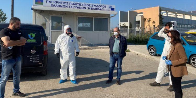 Κρήτη: Πρώτη μέρα επαναλειτουργίας των σχολείων