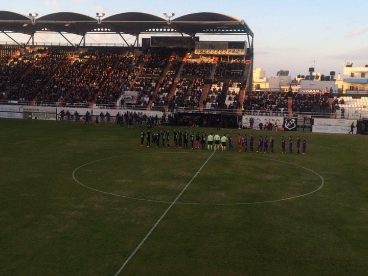 Μεγάλη βραδιά για τον ΟΦΗ, σπουδαία νίκη, με γκολ για...όσκαρ επί της Δόξας Δράμας (3-0)