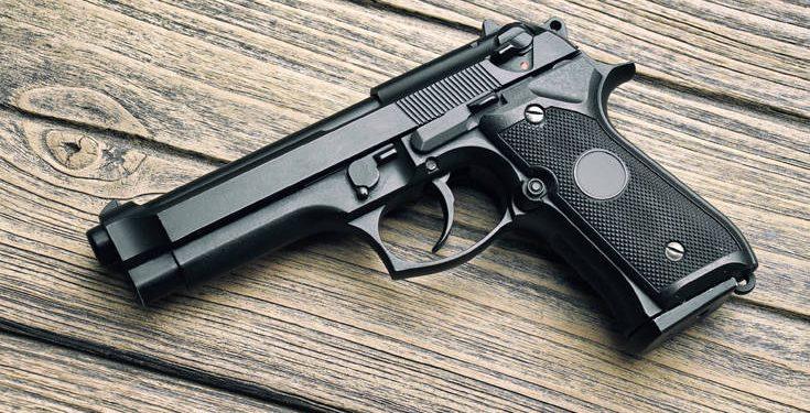 Έκρυβε στο σπίτι του το όπλο και τις σφαίρες