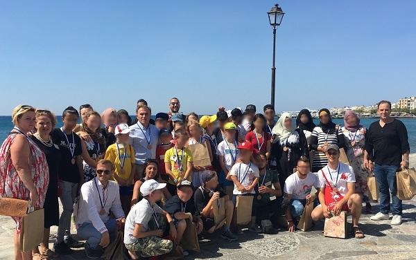 Προσφέρουν διακοπές στην Κρήτη, σε παιδιά με ανάγκες (φωτο)