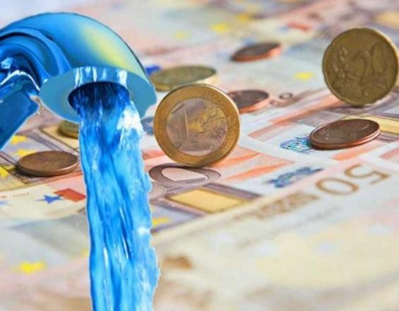 Ηράκλειο: Είδε το λογαριασμό του νερού... και τα έχασε!