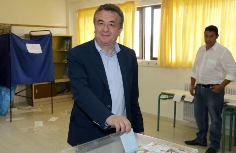 """Νικητής και με διαφορά ο Σταύρος Αρναουτάκης- Ανοίγει την """"ψαλίδα"""" από τον Τσόκα!"""