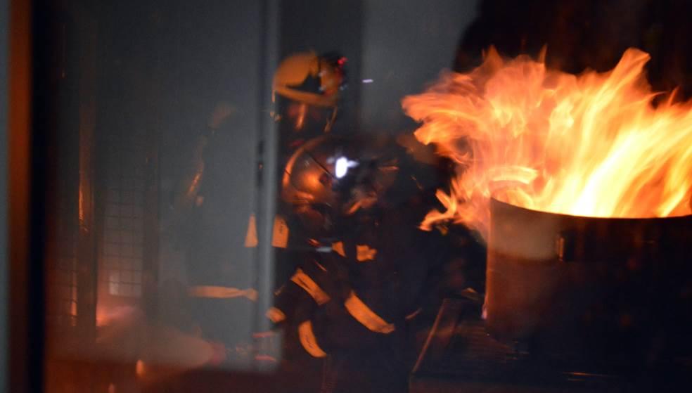 Φωτιές σε κουζίνες σήμαναν συναγερμό