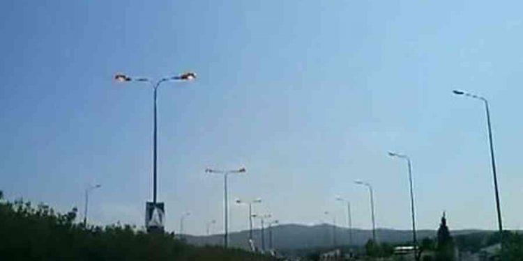 Ηράκλειο: Εργατικό ατύχημα στην Εθνική Οδό