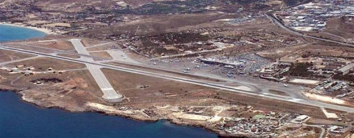 """""""Πράσινο φως"""" για το αεροδρόμιο Καστελίου … παρά τις συνεχείς αντιδράσεις"""