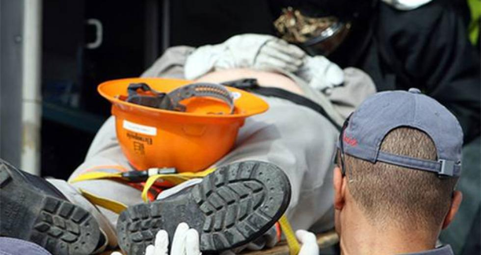 Εργατικό ατύχημα σημειώθηκε στο Ηράκλειο
