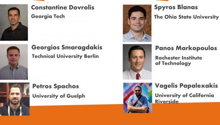 Έξι απόφοιτοι του Πολυτεχνείου Κρήτης διαπρέπουν στο εξωτερικό