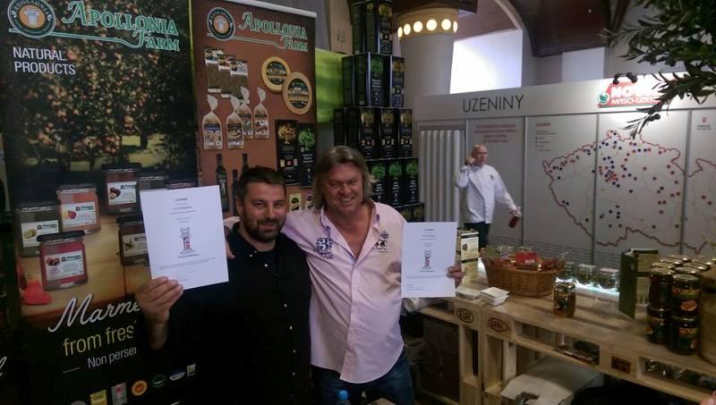 Σαρώνει τα ευρωπαϊκά βραβεία η χανιώτικη Apollonia Farm