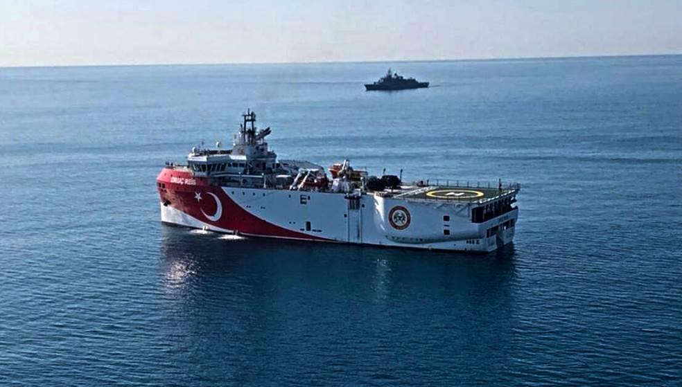 Tέλος στο «θρίλερ» με το τουρκικό ερευνητικό Oruc Reis