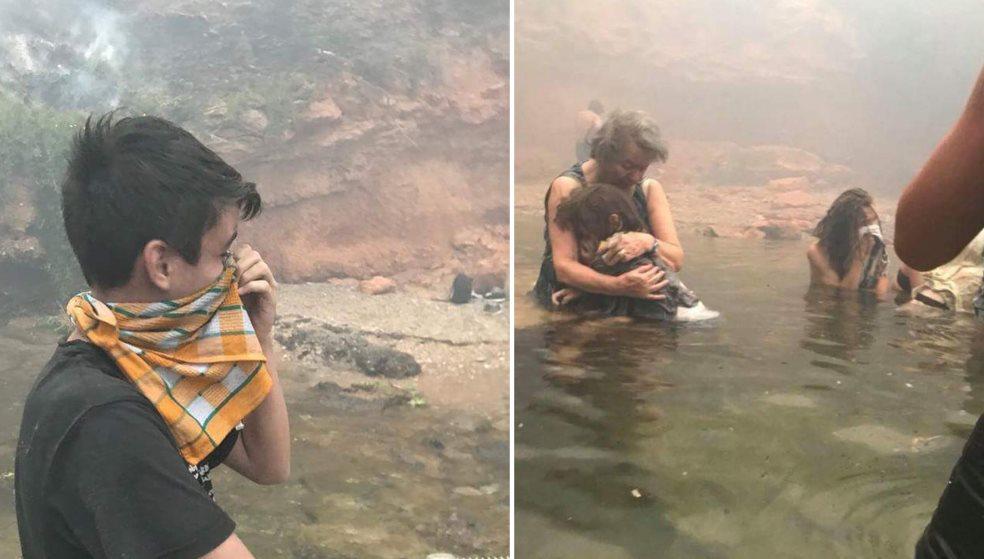 Φωτιές Μάτι: Ο 14χρονος με το απίστευτο θάρρος που έσωσε ζωές