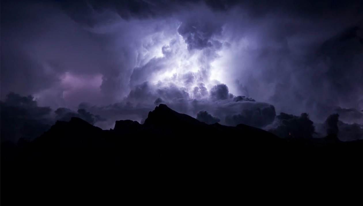Ο καιρός στην Κρήτη - Συννεφιά, «βουτιά» του υδράργυρου και ισχυροί βοριάδες
