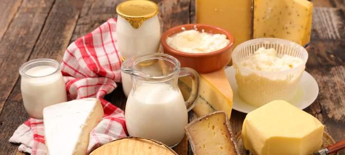 Η καθημερινή κατανάλωση γαλακτοκομικών βοηθά στην καλή λειτουργία της καρδιάς