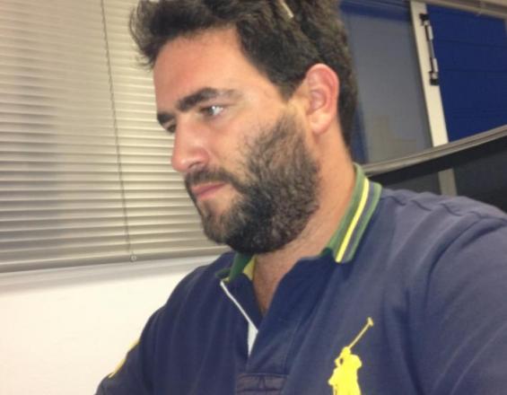Ηράκλειο: Χαζομπαμπάς ο Γιώργος Σισαμάκης - Ήρθε στον κόσμο η κόρη του