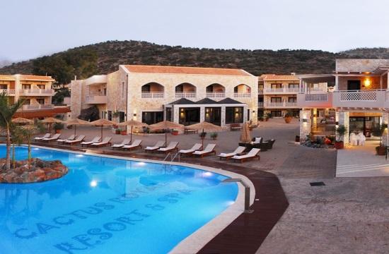 To Cactus Royal Spa & Resort βραβεύτηκε από την TUI για την ποιότητα των υπηρεσιών του