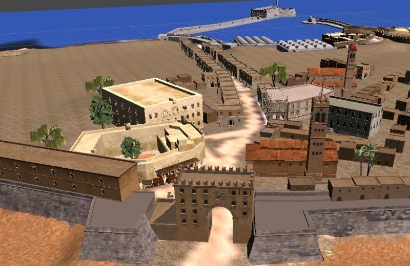 Ξαναζωντανεύει... το Ηράκλειο της Ενετοκρατίας - Ηλεκτρονική... περιήγηση στην Παλιά Πόλη (pics)