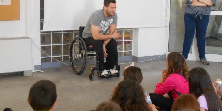 Δράση εκπαίδευσης για τα άτομα με αναπηρία