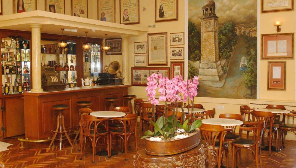 Αυτό είναι το πιο ιστορικό καφέ στην Κρήτη