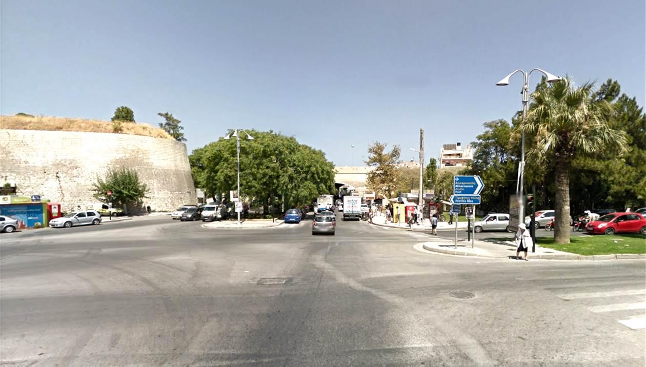«Έρχεται» νέος κυκλικός κόμβος στο κέντρο του Ηρακλείου