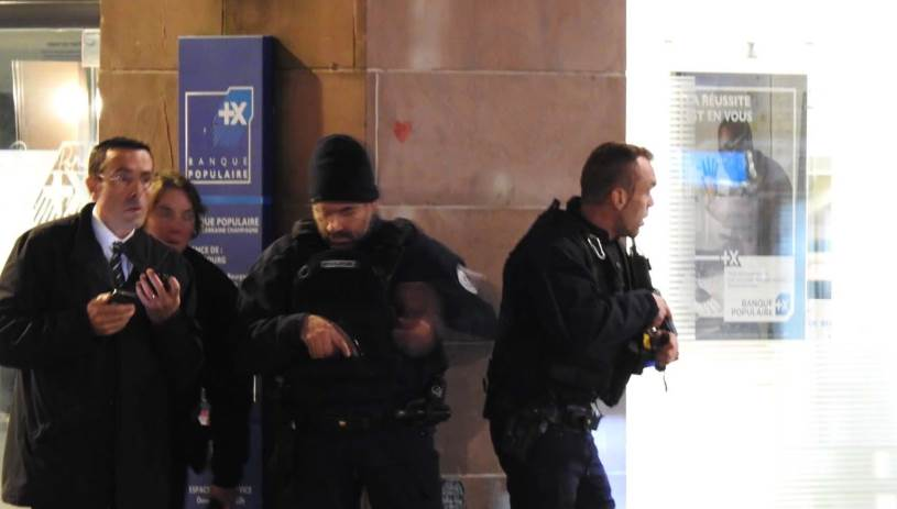 Τρόμος στο Στρασβούργο: Βίντεο από τη στιγμή της πολύνεκρης επίθεσης