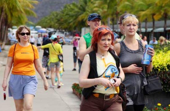 Ρωσικός τουρισμός: Υψηλές προκρατήσεις για την Κρήτη