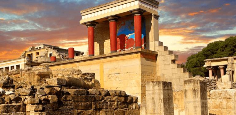 Κνωσός και Μουσείο Ηρακλείου στη δεύτερη θέση σε επισκεψιμότητα στην Ελλάδα