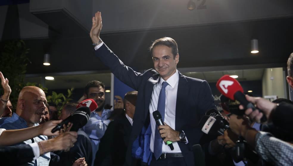 Εθνικές Εκλογές 2019: Σαρωτική η νίκη της ΝΔ - Αυτοδύναμη Κυβέρνηση μετά από 10 χρόνια