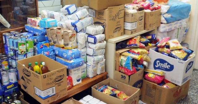 Κρήτη: Νέα ποσότητα με φάρμακα και τρόφιμα στους πυρόπληκτους
