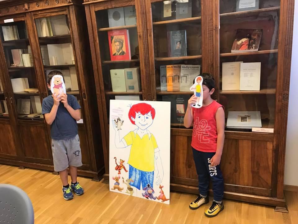 Δράσεις της Βικελαίας Δημοτικής Βιβλιοθήκης για παιδιά