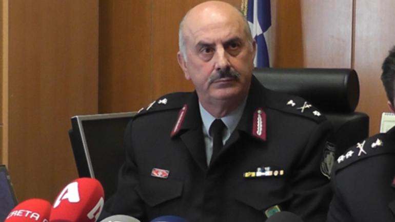 Παραμένει στην Γενική Περιφερειακή Αστυνομική Διεύθυνση Κρήτης ο Κωνσταντίνος Λαγουδάκης