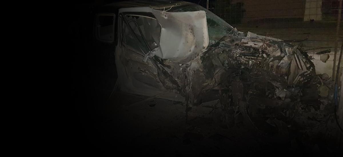 Εκρηκτικό μηχανισμό είχαν τοποθετήσει άγνωστοι δράστες στο φορτηγό