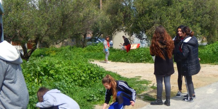 Δράσεις για την κλιματική αλλαγή από τους μαθητές του 13ου Δημοτικού Σχολείου