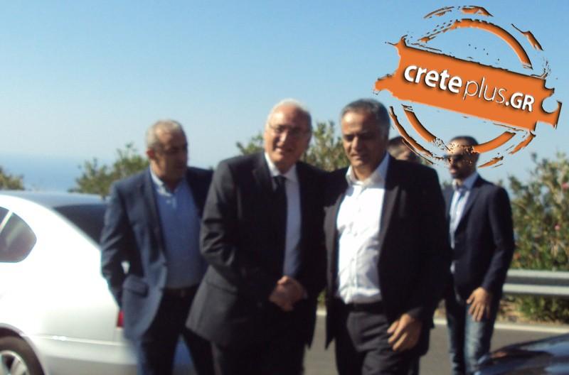 Εκταμιεύεται το 1.4 εκ. ευρώ για το Δήμο Βιάννου- Η πίεση του Σωκράτη και η υπογραφή Σκουρλέτη