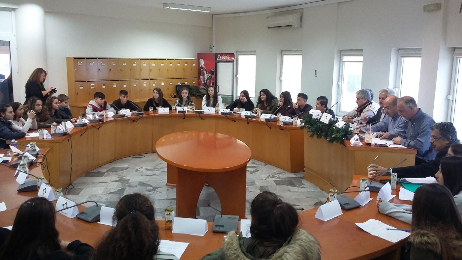 Συνεδριάζει το 7ο Συμβούλιο Νεολαίας του Δήμου Μαλεβιζίου