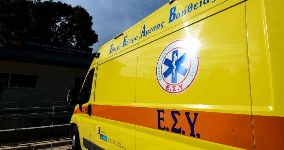 Σοβαρό τροχαίο με τέσσερις τραυματίες τα ξημερώματα