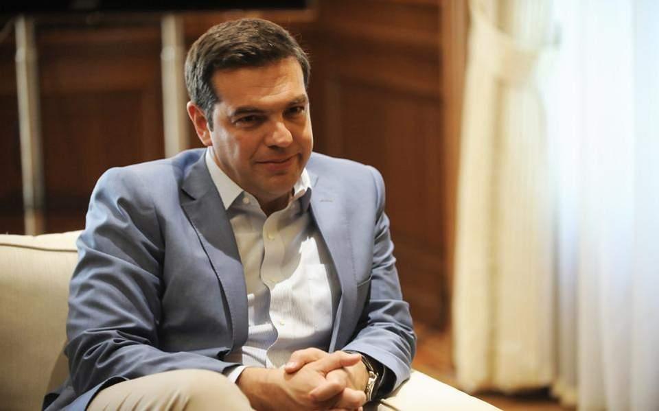 Συγχαρητήρια Τσίπρα σε Μέρκελ για τη νίκη στις εκλογές