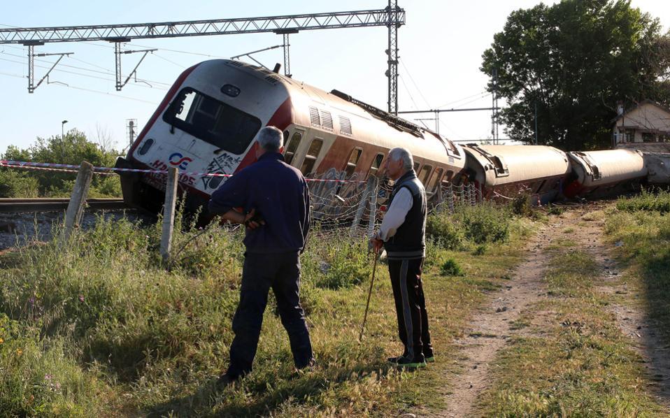 Η υπερβολική ταχύτητα αιτία του δυστυχήματος στο Αδενδρο