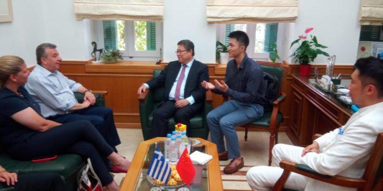 Τον φετινό Χειμώνα ξεκινούν στην Κρήτη τα γυρίσματα της ταινίας Κινεζικής παραγωγής