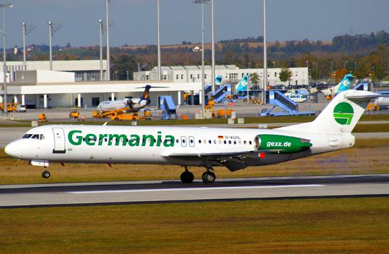 Germania: Όλες οι νέες συνδέσεις με τα ελληνικά νησιά και το Ηράκλειο το 2018