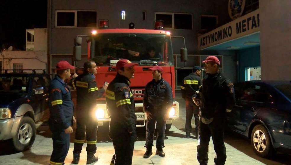 3 άτομα έβγαλε από φαράγγια της Κρήτης η πυροσβεστική