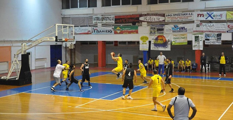 Εργασιακό Μπάσκετ Δήμου Ιεράπετρας: ένα πρωτάθλημα με κοινωνικό πρόσωπο