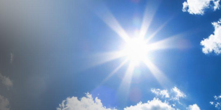 Καλός καιρός με αύξηση της θερμοκρασίας