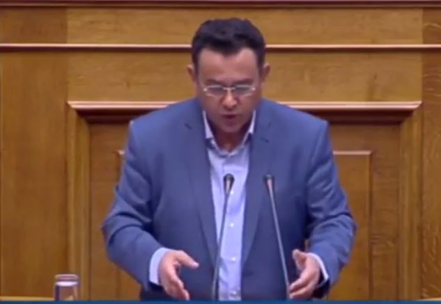 Συντυχάκης: «Να γίνει αποδεκτή η τροπολογία του ΚΚΕ για τη μονιμοποίηση των πυροσβεστών» (vid)
