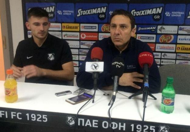 Παπαδόπουλος: «Οι παίκτες μου γράφουν ιστορία, ευχαριστώ τον κόσμο»