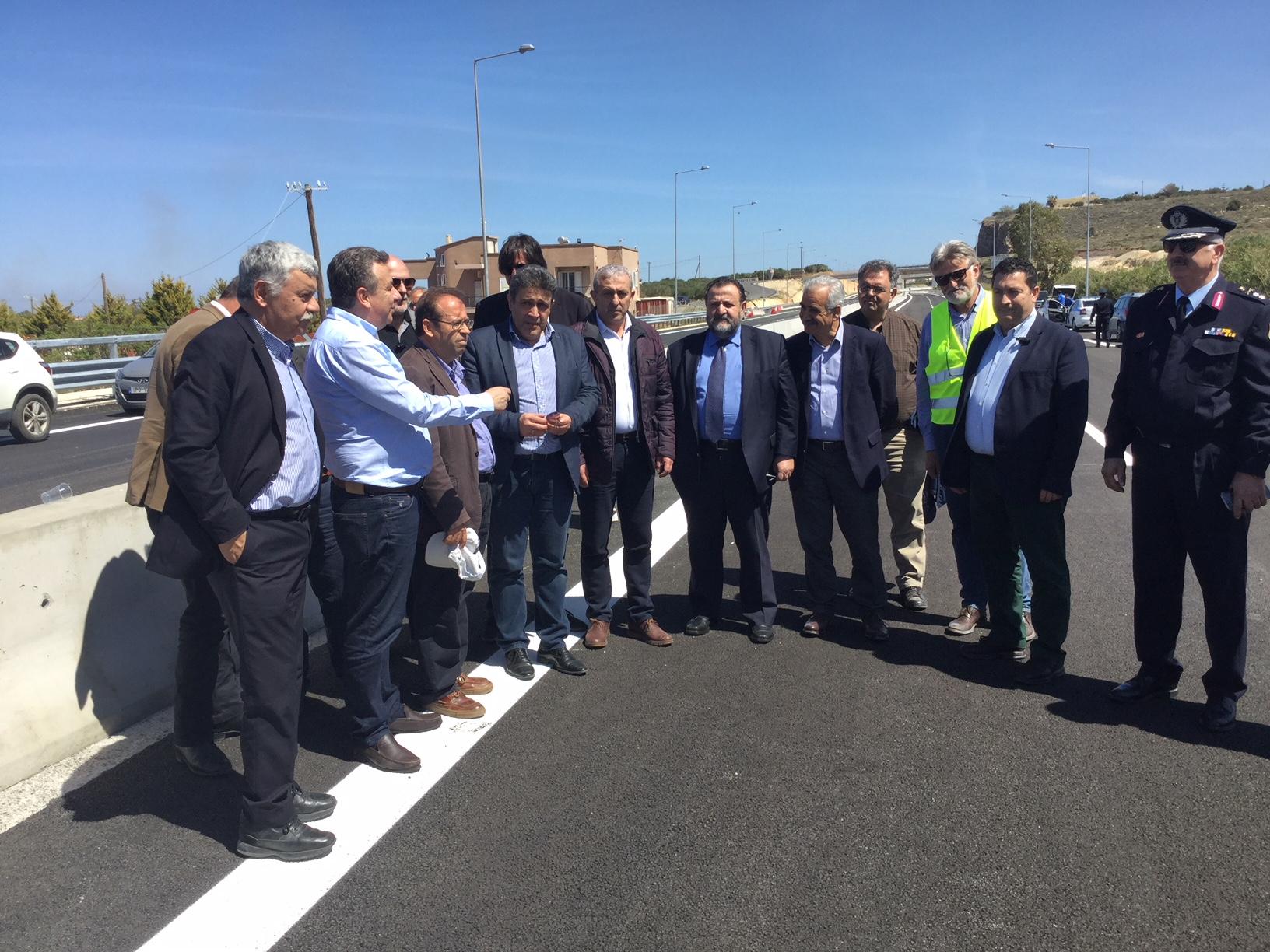 ΒΟΑΚ ΓΟΥΡΝΕΣ ΧΕΡΣΟΝΗΣΟΣ:Στόχος όλων ένας σύγχρονος αυτοκινητόδρομος  από την Κίσαμο ως τη Σητεία