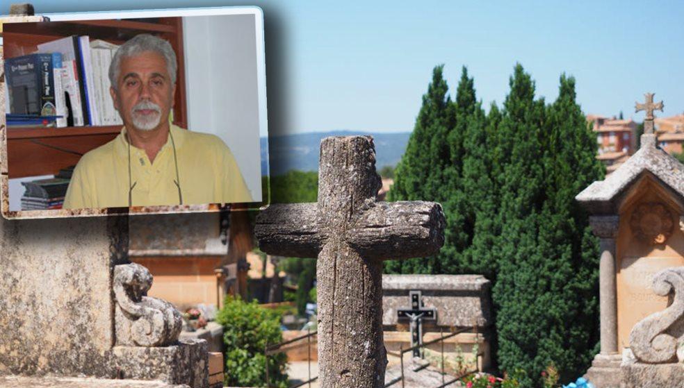 Θλίψη για το θάνατο του Νίκου Ροδιτάκη
