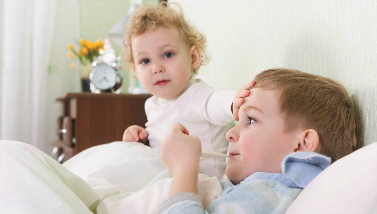 Κορωνοϊός: Πως εκδηλώνεται στα παιδιά και στα βρέφη;