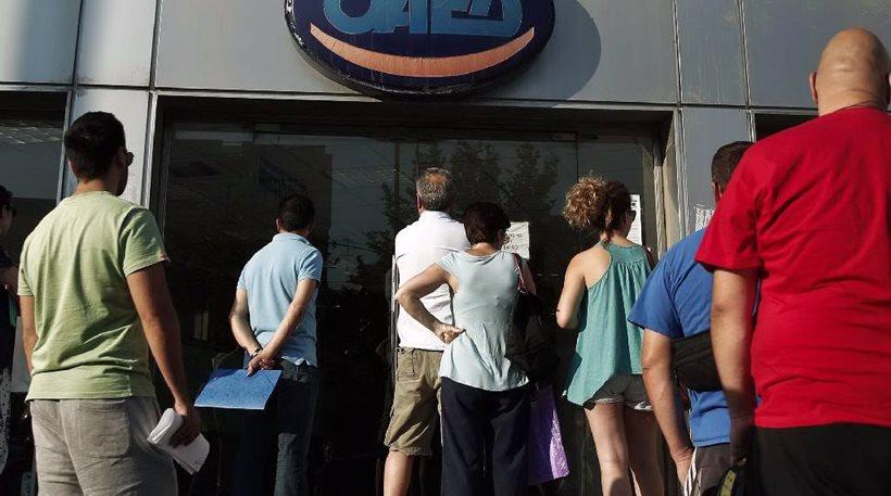 Οριακή αύξηση της ανεργίας τον Αύγουστο