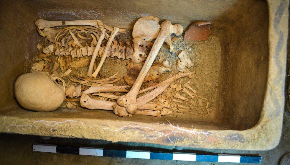 Η σημασία του ασύλητου τάφου στην Ιεράπετρα και η «σκοτεινή» περίοδος της Μινωικής Κρήτης